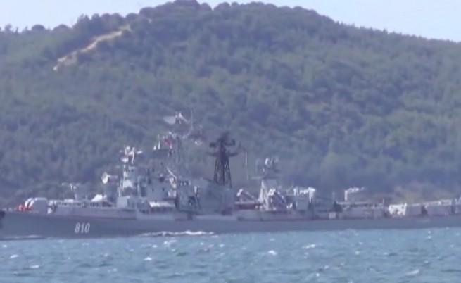 Кризата между Русия и Турция се прехвърли в Егейско море