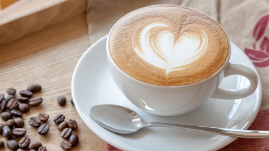 Създадоха кафе, полезно за сърцето като червено вино