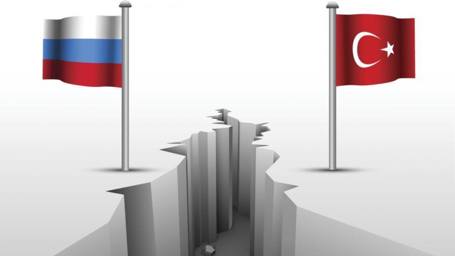 Турско кафе с руската мечка