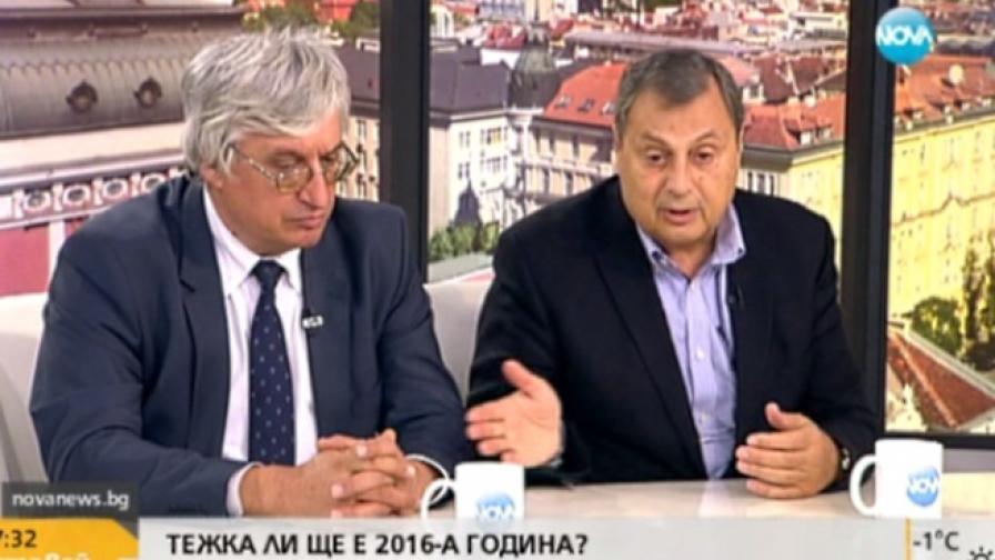Иван Нейков и Божидар Данев