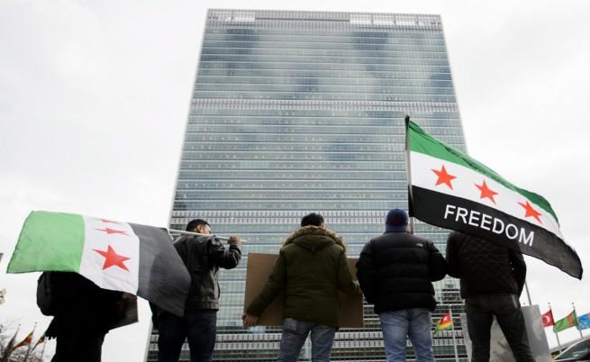 От днес влиза в сила примирието в Сирия