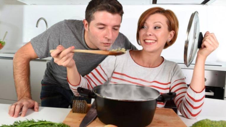 Храна готвене кухня
