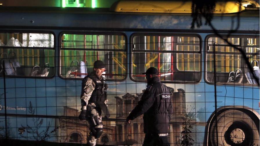 """Босненската полиция удари предполагаеми звена на """"Даеш"""""""