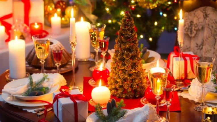 Коледа трапеза