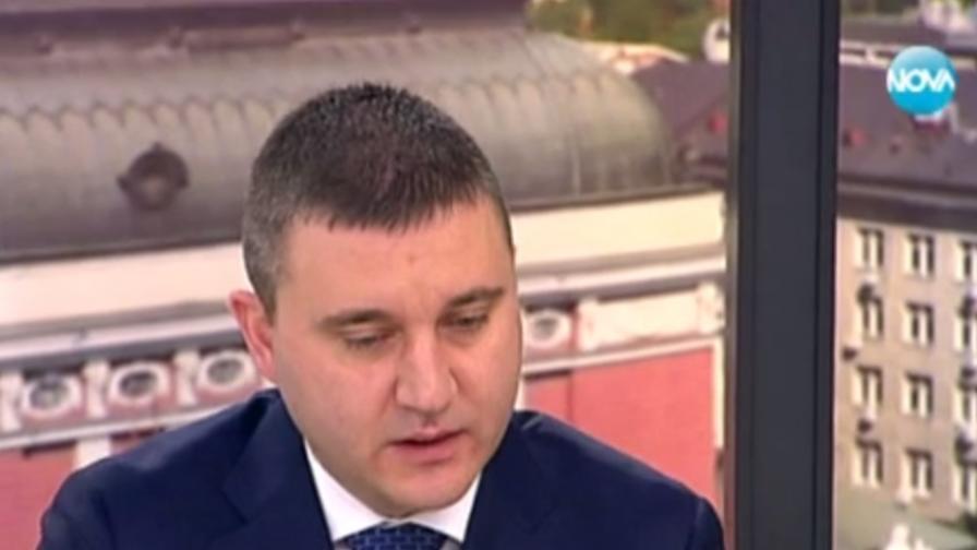 """Горанов: Има съмнения за нередности около """"Царските конюшни"""""""