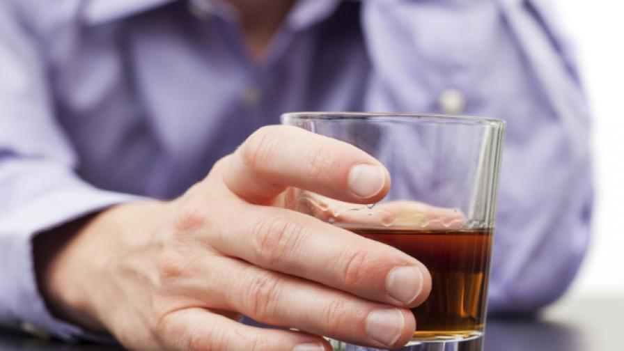 Жената днес пие наравно с мъжа, че и повече