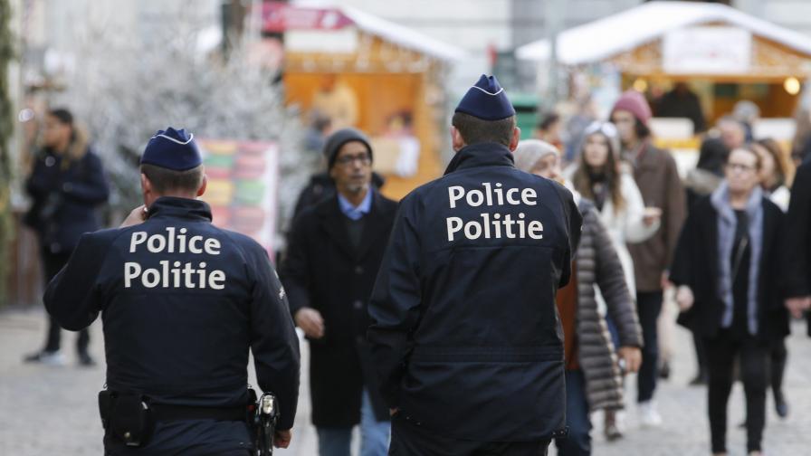 Арестувани в Брюксел за готвен за Нова година атентат