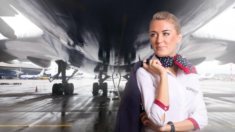 Десет неща, които стюардесите пазят в тайна