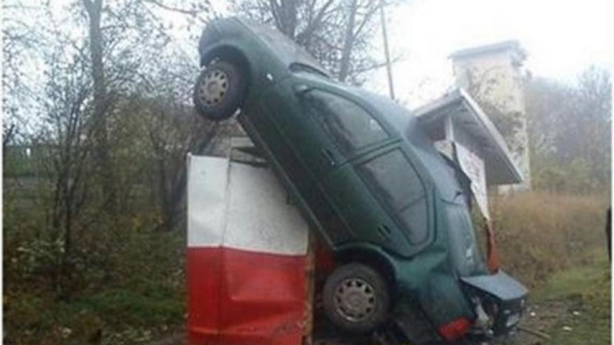 Абсурдни катастрофи (снимки и видео)