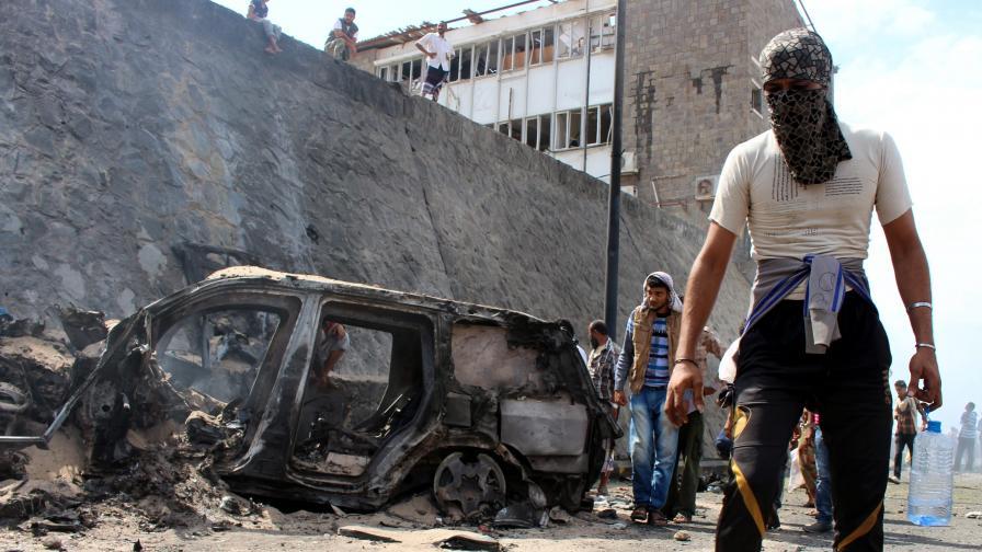 """Джихадист от """"Ислямска държава"""" екзекутира собствената си майка"""