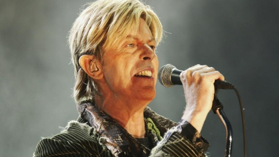 Почина легендарният музикант Дейвид Бауи