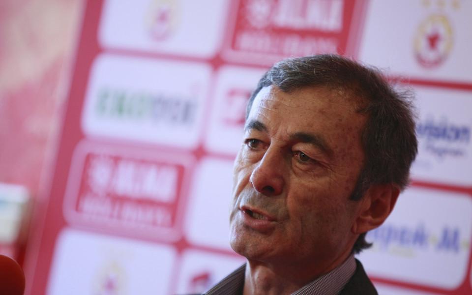 Пламен Марков: ЦСКА иска да играе във Висшата лига