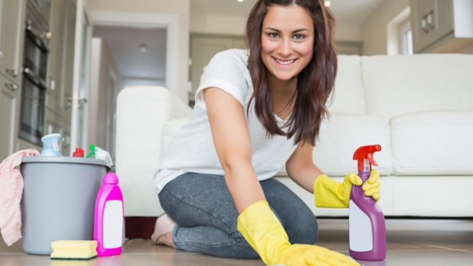 8 неща в дома ни, които трябва да почистваме всеки ден