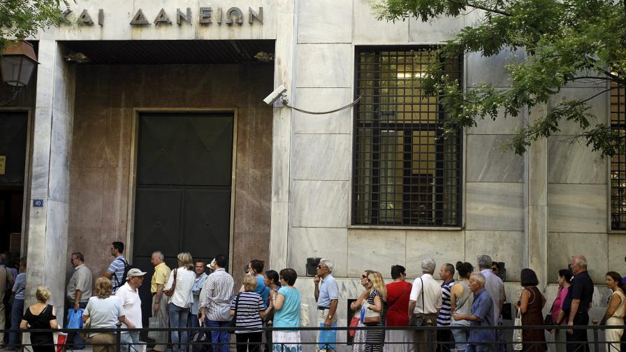 Георги Атанасов: Няма място за притеснение за гръцките банки