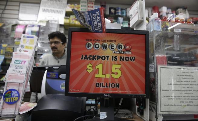 Падна рекордният джакпот от над 1,5 млрд. долара от лотарията в САЩ