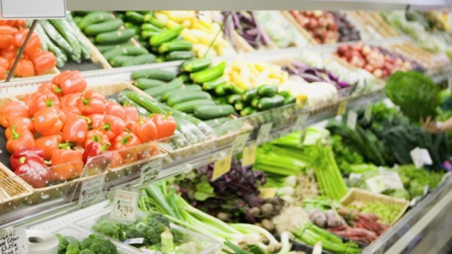 Храните в ЕС са чисти от пестициди