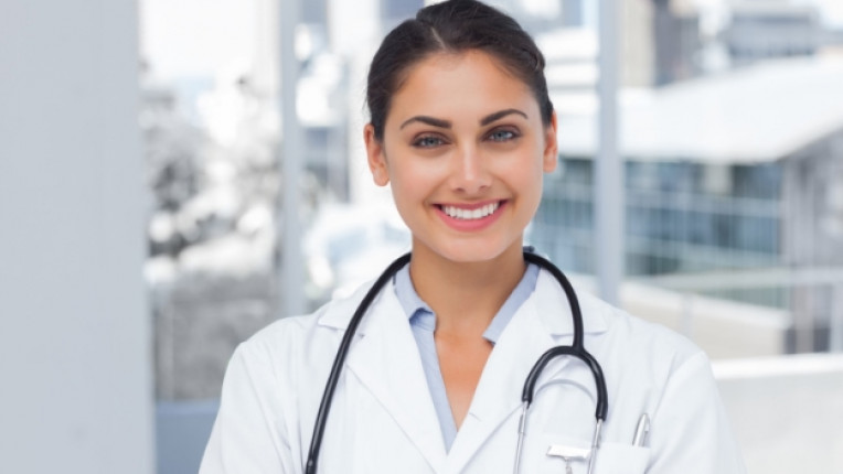 жена преглед доктор щастие