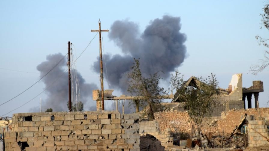 """""""Ислямска държава"""" във финансова криза"""