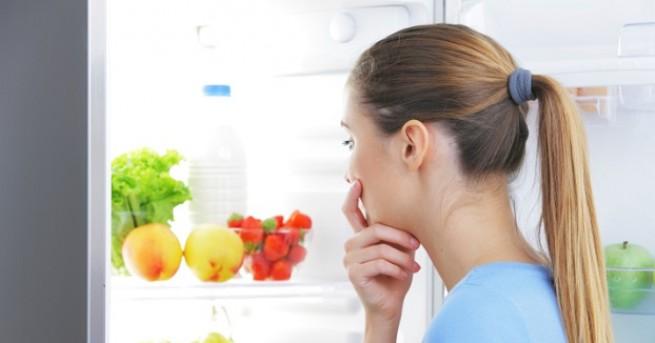 Хладилникът е най-доброто изобретение за съхранение на храна след заравянето