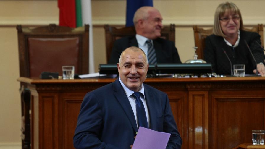 Борисов: Разбрахме се със Сашо Дончев