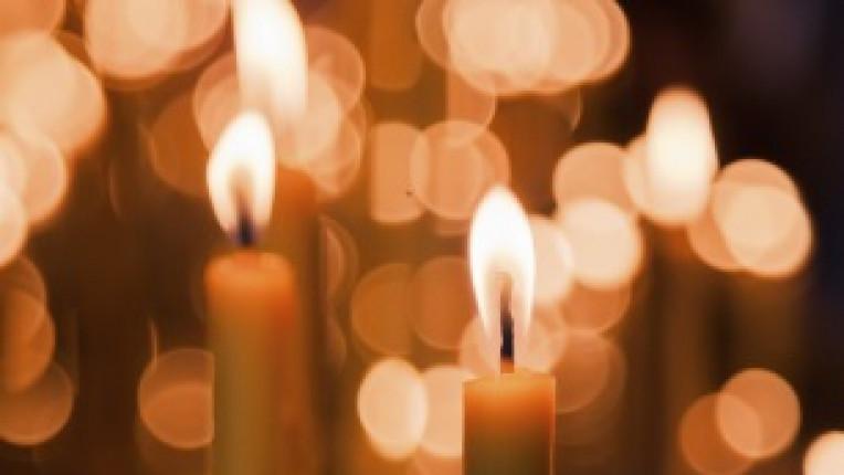 свещи църква християнство свещ