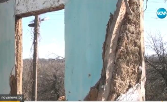 Ограбиха къща от покрива до основите във видинско село