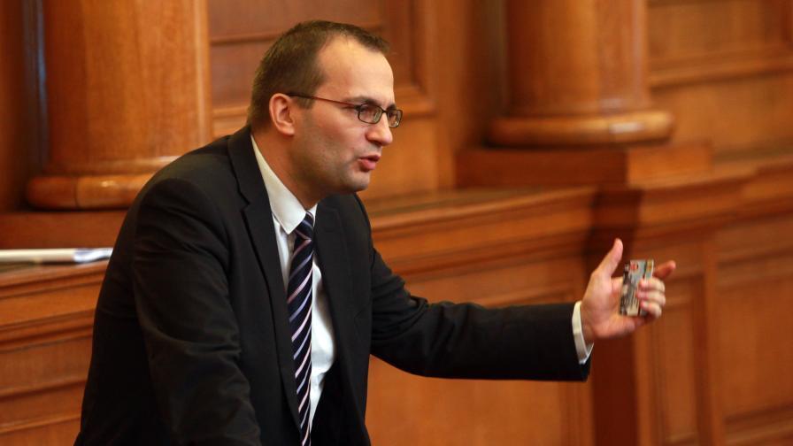 Мартин Димитров: Над половин милион са взели шефовете в БНБ преди КТБ