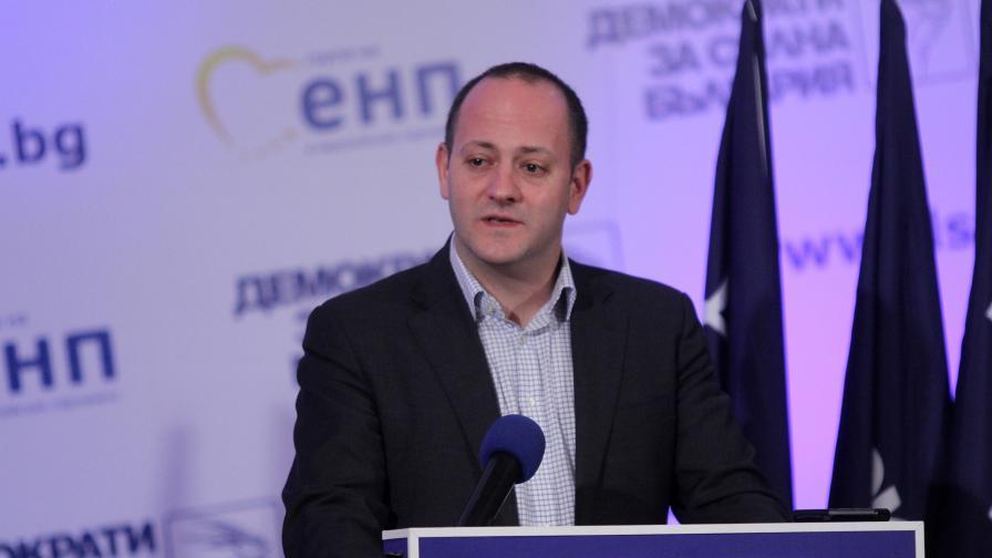 Кънев: Новият десен проект няма нищо общо с РБ