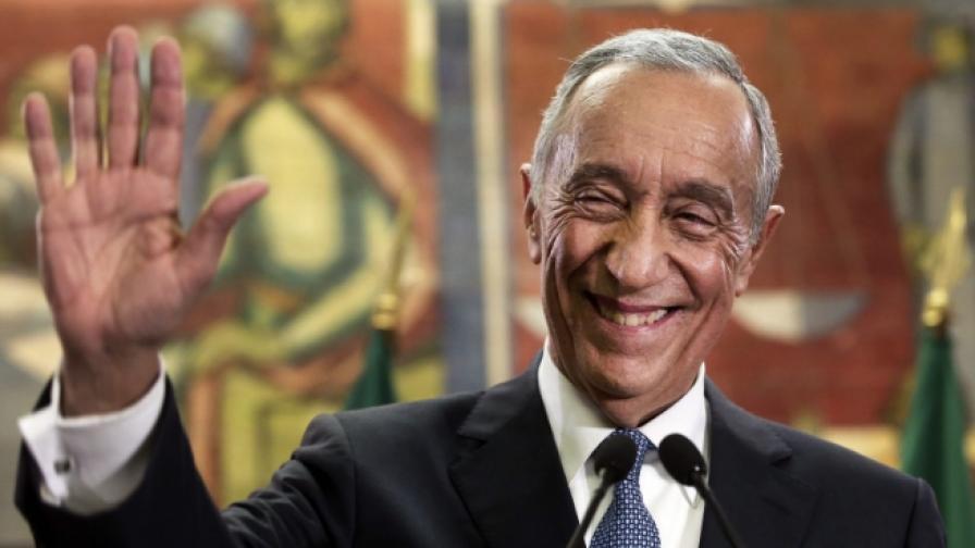 Избраха новия президент на Португалия