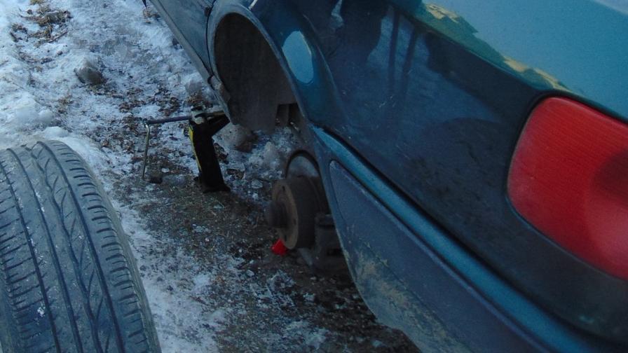 МВР удари автомафията в Перник