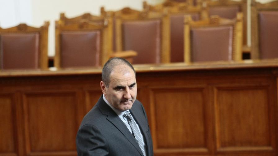 Съдът окончателно оправда Цветан Цветанов