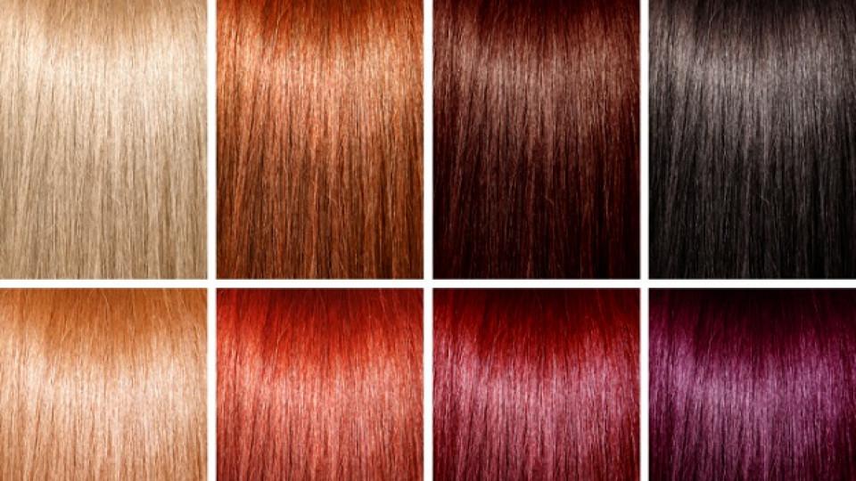 Как да разчитаме етикетите на боята за коса