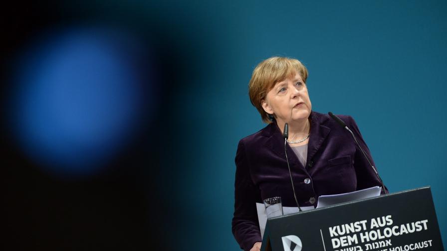 Анализатор: Меркел може да се оттегли през март