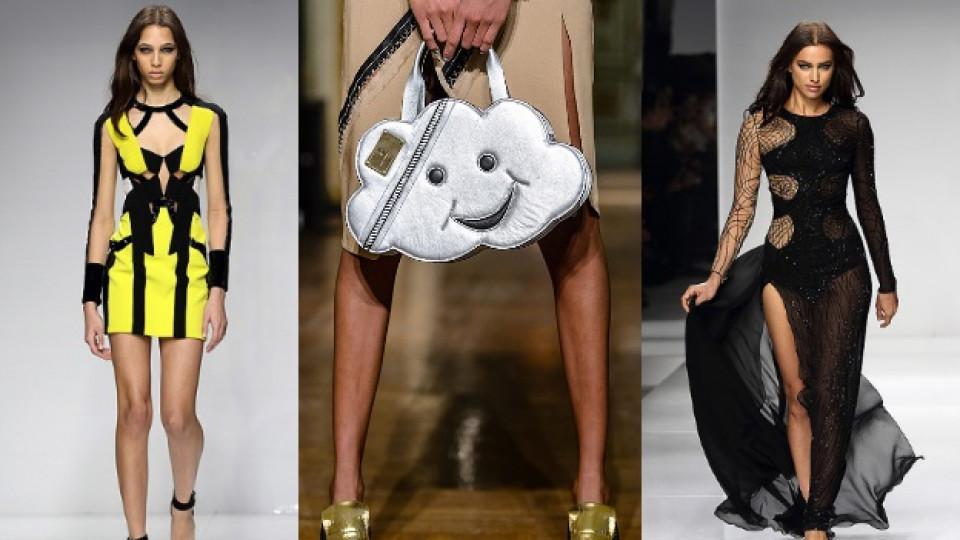 Какво ще носим през пролетта и лятото
