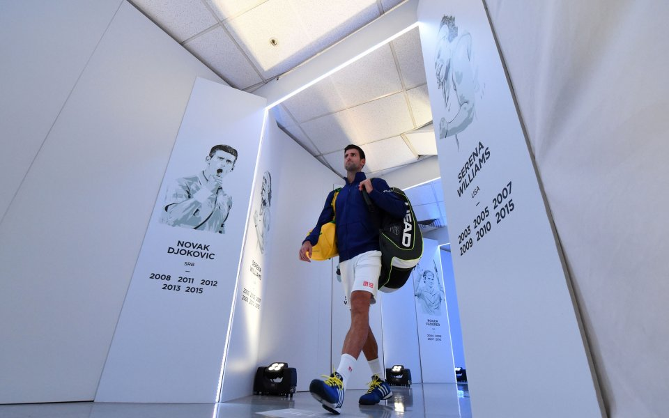 Джокович: Трофеят е плод на дългогодишни усилия и много работа