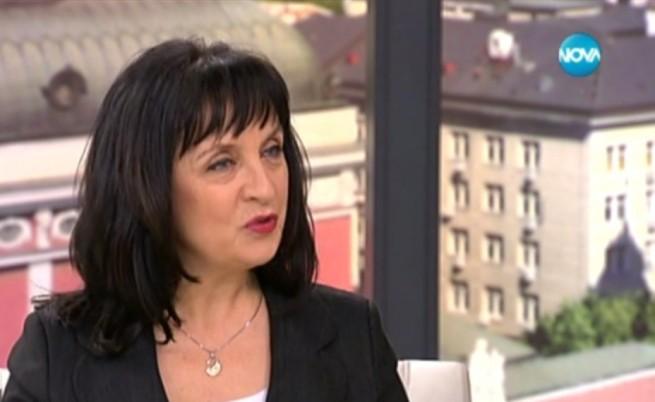 Кастрева: Искаше се смяна на министъра