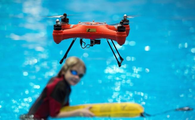 От Google тайно тестват доставка на 5G интернет с дрони