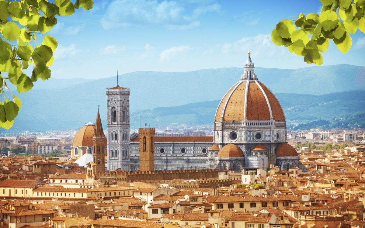 <p><strong>№1 Флоренция, Италия</strong></p>