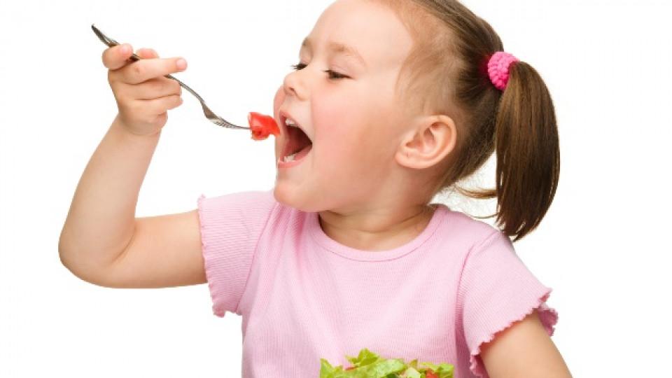 Как лесно да накараме децата да си изяждат зеленчуците