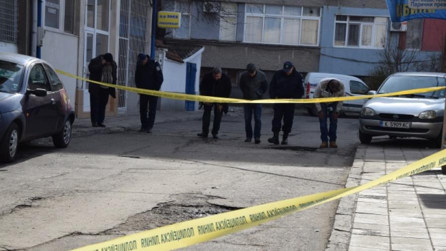 Арестуваха 17-годишния стрелец от Кърджали