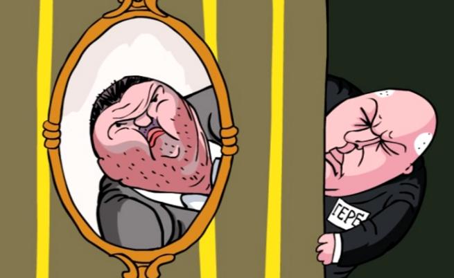 Огледалце, огледалце, я кажи...