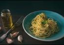 Вкусни и лесни спагети с песто от аспержи