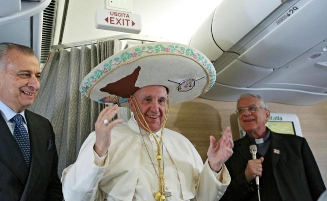 За какво трябва да внимава папата у нас и знаците в посещението