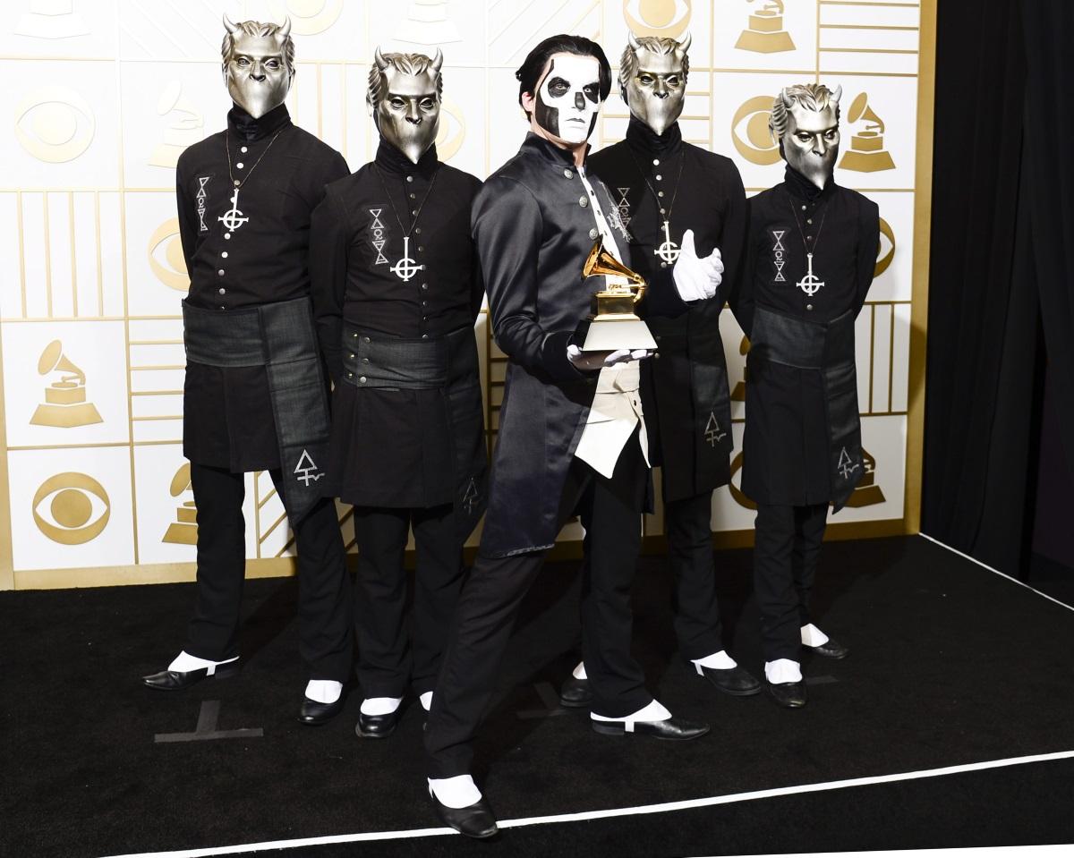 Групата Ghost