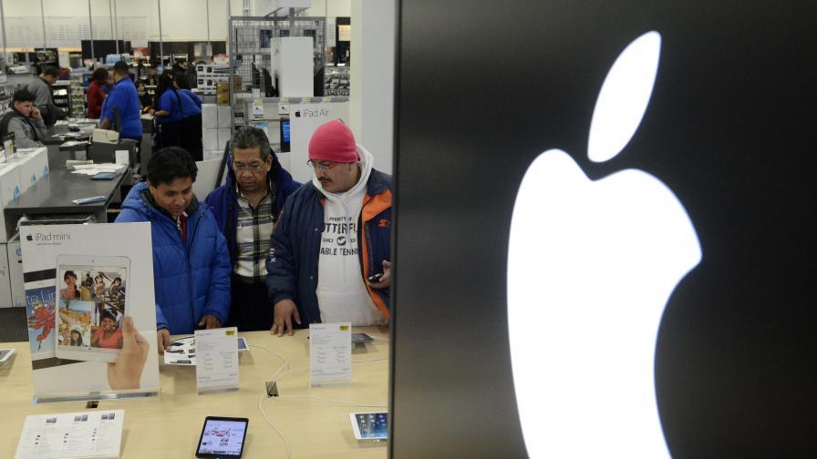 Apple си върна първото място при смартфоните