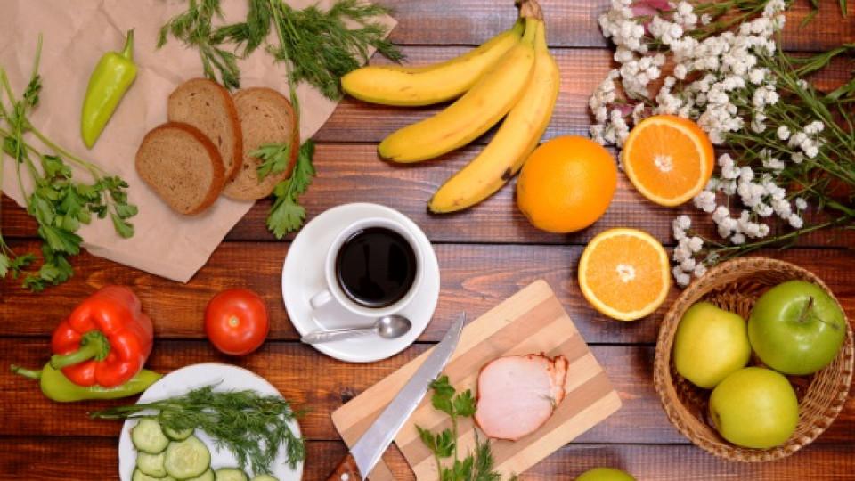Храните, които държат вирусите далеч от детето ни