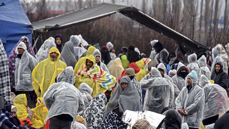 Емигрантите отново тръгнаха с пълна сила към Гърция