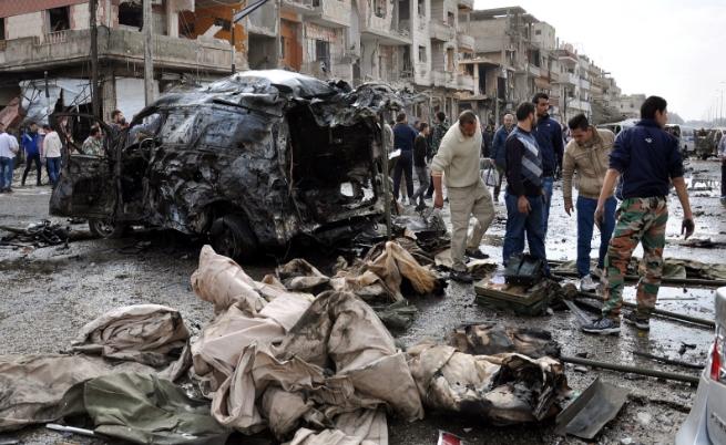 В Сирия е катастрофално, въвеждат