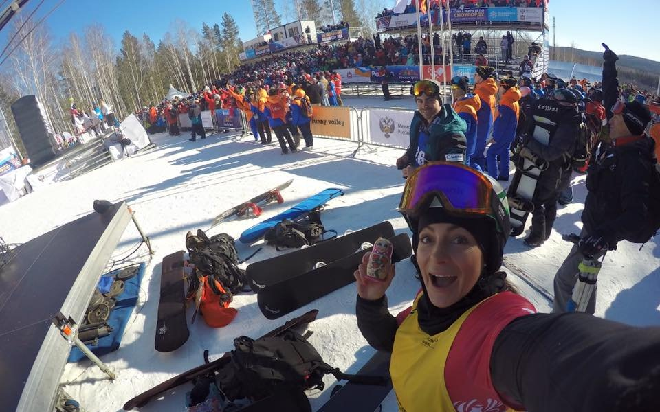 Сани Жекова: Добро начало на моето завръщане