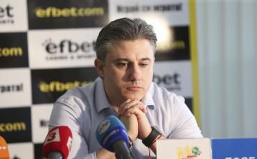 Павел Колев започва в Левски в началото на новата седмица